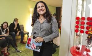 Alice Coutinho comemora mais uma vitória profissional