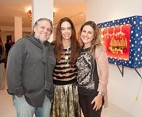 """Abertura da mostra """"Matizes do Brasil"""", de Joana Vieira. Quem foi?"""