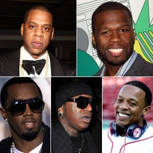 Saiu a lista com os rappers mais ricos do mundo. Os vencedores são…