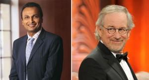 Spielberg esteve na Índia e o motivo é um possível acordo bilionário