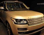 Flávio Padovan apresenta o novo Range Rover Vogue aos paulistanos