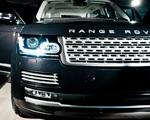 MuBE foi palco para apresentação do poderoso Range Rover Vogue