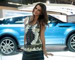 Fernanda Motta apresenta Range Rover Vogue daqui a pouco no MuBe