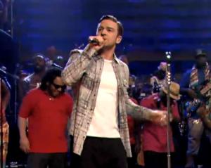 Justin Timberlake se rende ao estilo brasileiro. Entenda essa, glamurette