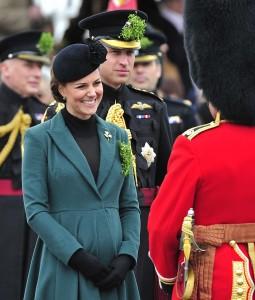 Grávida, Kate Middleton diz querer um menino e William, uma menina