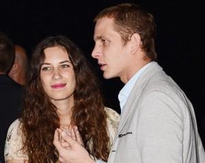 Nasce o filho de Tatiana Santo Domingo e de Andrea Casiraghi. O nome?