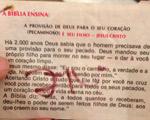 Ronaldo resolve revirar as gavetas da mãe e encontra uma preciosidade…