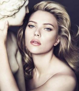 Confira Scarlett Johansson em campanha de make da Dolce & Gabbana