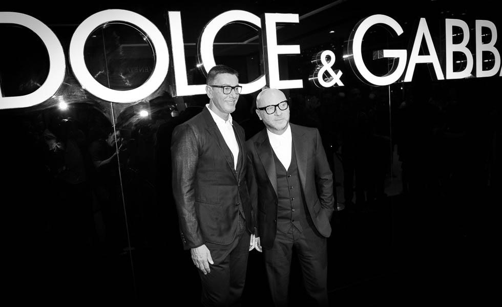 b5e77380515af Estilistas Domenico Dolce e Stefano Gabbana ganham festa no JK Iguatemi