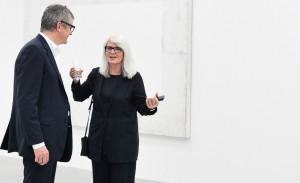 Obras de Damien Hirst e outros artistas na Galeria White Cube