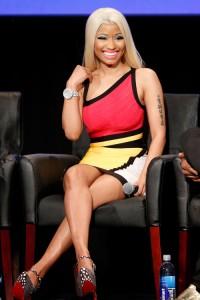 Cantora Nicki Minaj vai estrear em Hollywood ao lado de Cameron Diaz