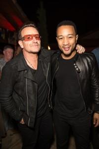 Polícia acaba com festa de Bono Vox, Diddy e John Legend. Entenda!