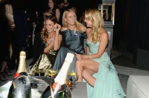 Muitas estrelas de Hollywood no baile de gala da Tiffany's em NY