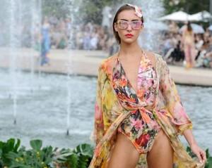 A modelo Isabel Hickmann é destaque do Minas Trend Preview