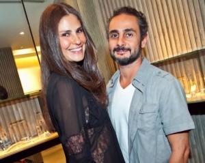 Ara Vartanian e Sabrina Gasperin, um amor e uma cabana. Na Califórnia…