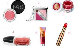 Uma seleção de produtos para deixar seus lábios irresistíveis no Dia do Beijo