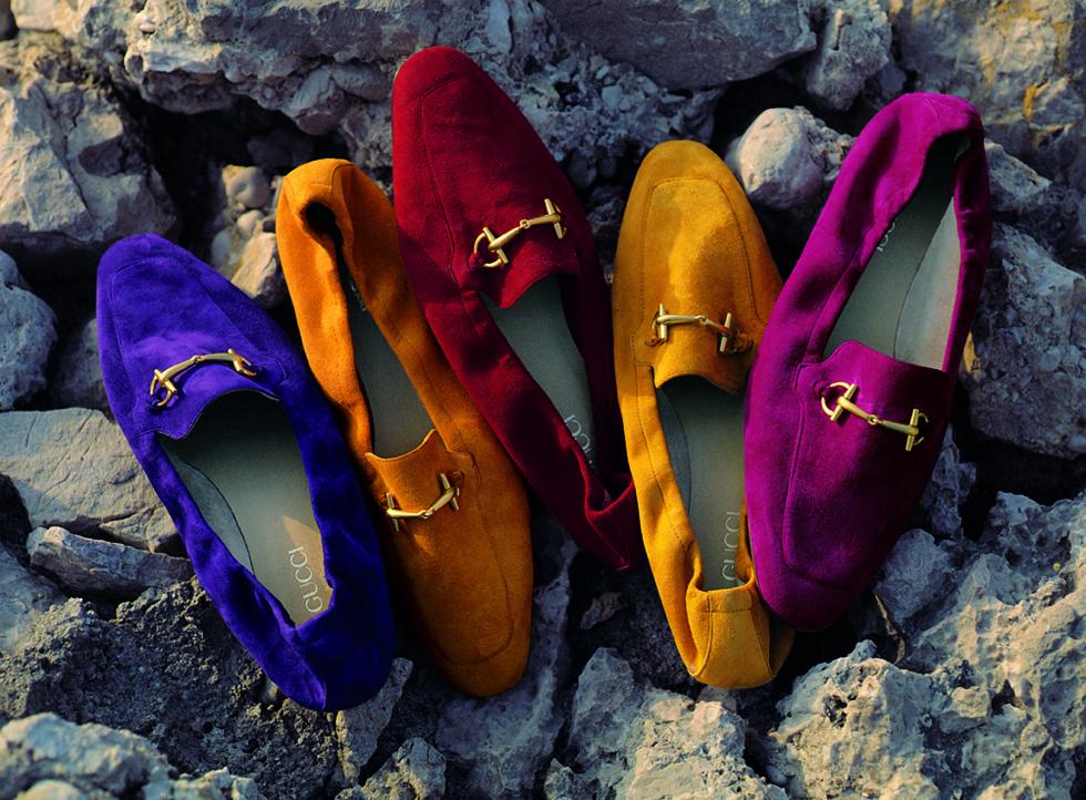 8f18b413d Gucci comemora os 60 anos do icônico mocassim Horsebit Loafer ...