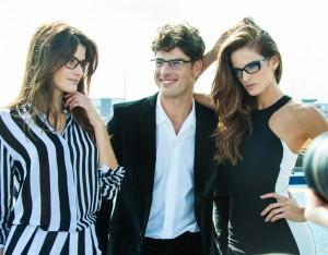 Isabeli Fontana e outros tops estrelam nova campanha da Vogue Eyewear