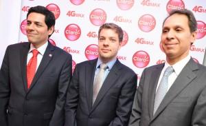 Lançamento da tecnologia 4G da Claro reúne poderosos na Casa Glamurama