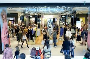 Topshop abre sua segunda loja em São Paulo com festa