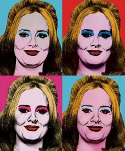 Adele entra para o time de colecionadores de Andy Warhol. Confira!