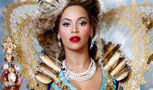 Beyoncé já sabe o que vai vestir para sua nova turnê. Confira aqui