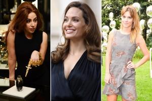 Help! É a vez de Angelina Jolie e Lady Gaga serem vítimas de hackers