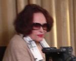 "Bibi Ferreira foi entrevistada pela ""Forbes"" e Glamurama estava lá"