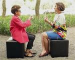 Costanza e Consuelo Blocker na intimidade. Mãe e filha estrelam campanha de Dia das Mães