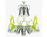 Lá em Casa: mais que um lustre, uma obra de arte, e de Philippe Starck