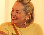 Programa de domingo: o giro de Sharon Stone na SP-Arte