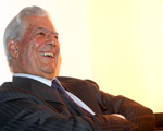 Mario Vargas Llosa em SP: almoço com FHC e críticas à cultura do espetáculo