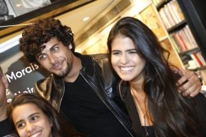 Antonia Morais e Jesus Luz, juntos em evento. Assumidos? Vem saber…