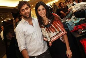 O amor está no ar: Adriana Lotaif e Rodrigo Rosset vão se casar