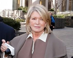 Martha Stewart volta a ser processada, e desta vez pela Macy's