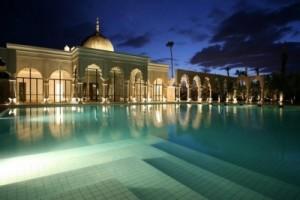 Palais Namaskar: um dos destinos mais luxuosos do mundo fica em Marrakesh