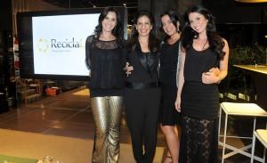 Site Recicla Luxo comemora sucesso com festa no Cidade Jardim