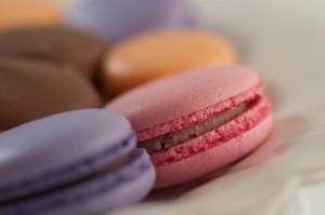 Para adoçar o domingo: macarons da Marie-Madeleine do Cidade Jardim
