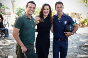 O cavaleiro Doda Miranda ataca de ator no horário nobre da Globo