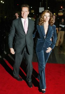 Arnold Schwarzenegger e Maria Shriver: reconciliação à vista?