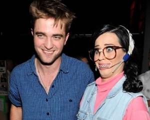 Aí tem! Katy Perry e Robert Pattinson são vistos juntos novamente