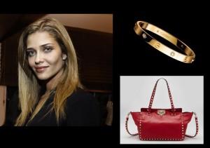 Ana Beatriz Barros e outras glamurettes mostram seus acessórios preferidos