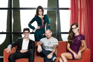 Vogue Eyewear convida estrelas da moda para linha exclusiva de óculos