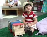 Piquenique Glamurama: glamuzinhos se divertem com brinquedos educativos