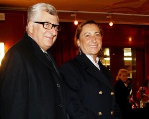 Miuccia Prada oferece almoço para poderosos durante a Bienal de Veneza