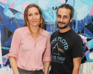 Ara Vartanian celebra nova parceria com cocktail em Nova York. Aos fatos