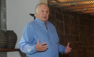 Olavo Monteiro de Carvalho: almoço para poucos na casa de Santa Teresa