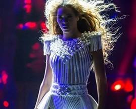 Beyoncé reforça sua segurança. Tem um fã sinistro na área. Medo!