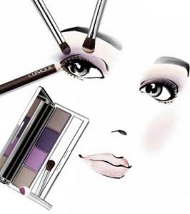 Quer aprender a maquiar os olhos com um profissional? A Clinique ensina