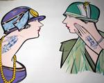 Tatuagens ganham paredes, design e moda em exposição em SP
